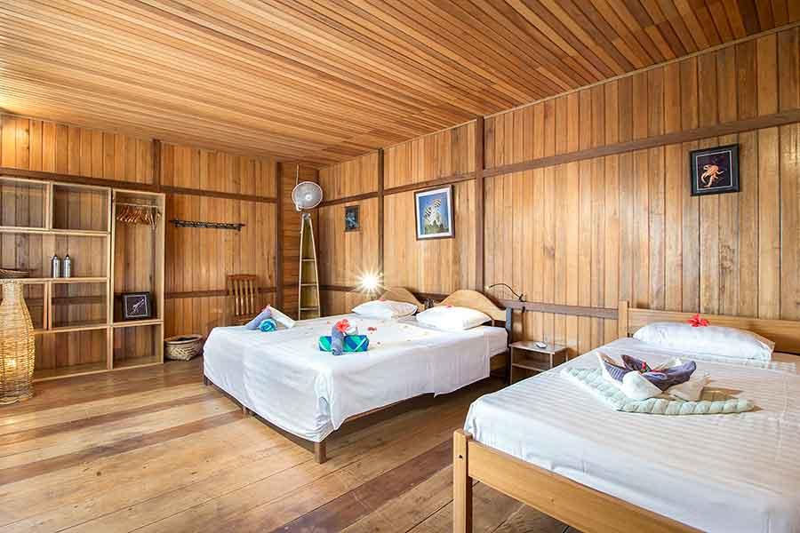 Standard Family - Onong Resort Siladen